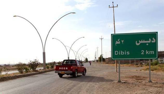 مشكلة سركران برزت من جديد ـ المسلحون العرب يعتدون على المواطنين الكورد